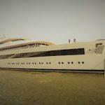 Судоверфь Feadship спустила на воду супер-яхту Moonrise