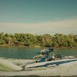 M-240 – новый катер для вейксерфинга от Malibu Boats
